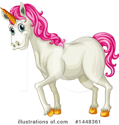 Unicorn Clipart #1448361 by Graphics RF