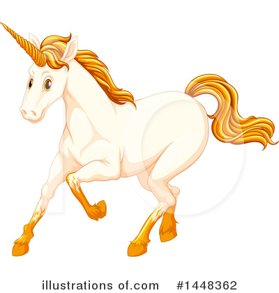 Unicorn Clipart #1448362 by Graphics RF