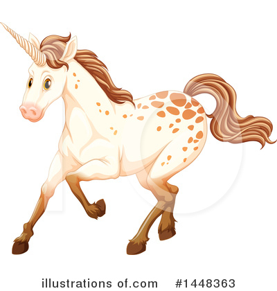 Unicorn Clipart #1448363 by Graphics RF