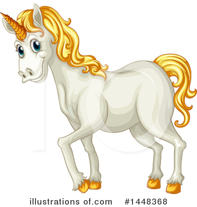 Unicorn Clipart #1448368 by Graphics RF