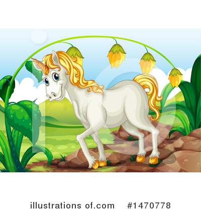 Unicorn Clipart #1470778 by Graphics RF