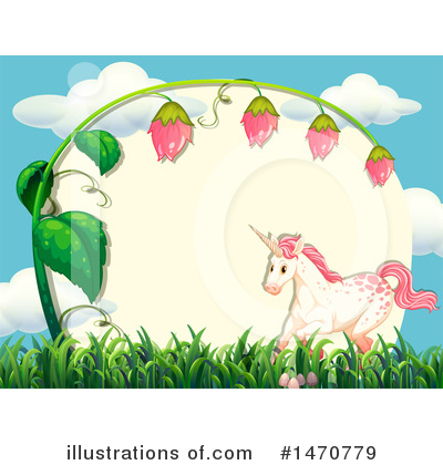 Unicorn Clipart #1470779 by Graphics RF