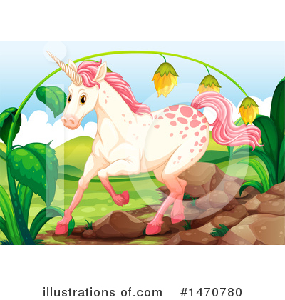 Unicorn Clipart #1470780 by Graphics RF