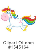 Unicorn Clipart #1545164 by Hit Toon