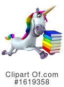 Unicorn Clipart #1619358 by Julos