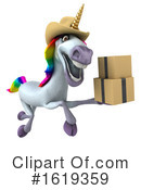 Unicorn Clipart #1619359 by Julos