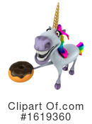 Unicorn Clipart #1619360 by Julos