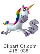 Unicorn Clipart #1619361 by Julos