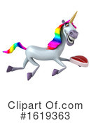 Unicorn Clipart #1619363 by Julos
