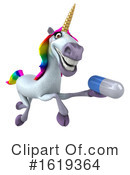 Unicorn Clipart #1619364 by Julos
