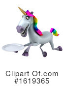 Unicorn Clipart #1619365 by Julos