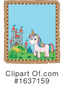 Unicorn Clipart #1637159 by visekart
