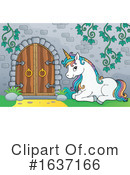 Unicorn Clipart #1637166 by visekart
