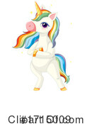 Unicorn Clipart #1715009 by Graphics RF