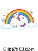 Unicorn Clipart #1715016 by Graphics RF