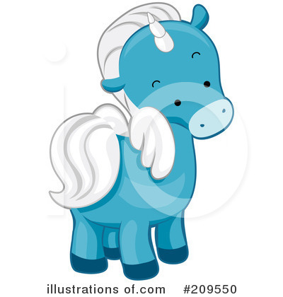 Pegasus Clipart #209550 by BNP Design Studio