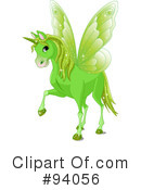 Unicorn Clipart #94056 by Pushkin
