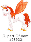 Unicorn Clipart #98933 by Pushkin