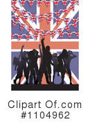 Union Jack Clipart #1104962 by KJ Pargeter