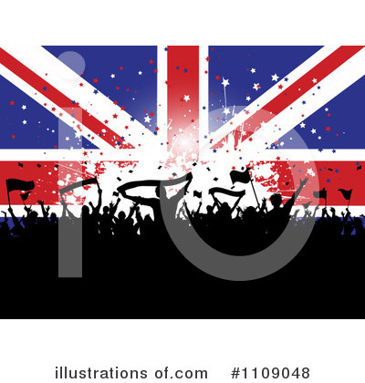 Union Jack Clipart #1109048 by KJ Pargeter
