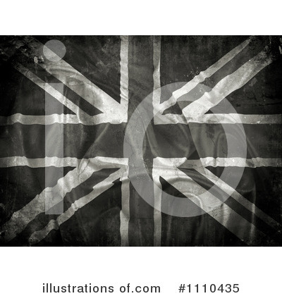 Royalty-Free (RF) Union Jack Clipart Illustration by KJ Pargeter - Stock Sample #1110435
