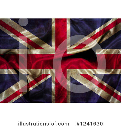 Union Jack Clipart #1241630 by KJ Pargeter
