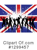 Union Jack Clipart #1299457 by KJ Pargeter