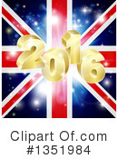 Union Jack Clipart #1351984 by AtStockIllustration