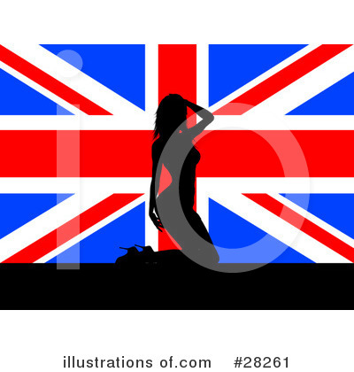 Union Jack Clipart #28261 by KJ Pargeter