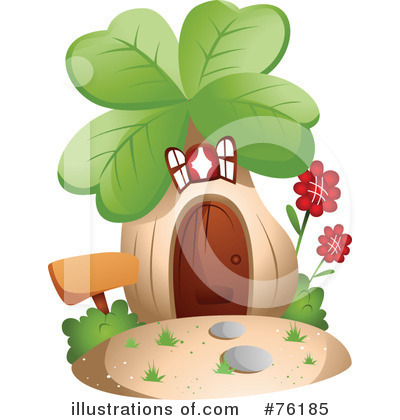 Unique House Clipart #76185 by BNP Design Studio