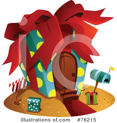 Unique House Clipart #76215 by BNP Design Studio