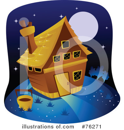 Unique House Clipart #76271 by BNP Design Studio