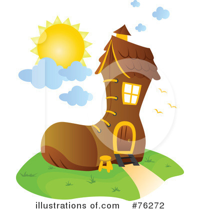 Unique House Clipart #76272 by BNP Design Studio