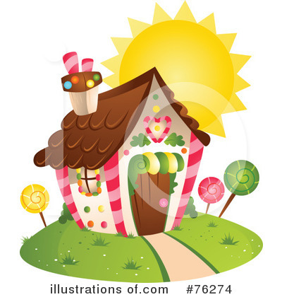 Unique House Clipart #76274 by BNP Design Studio