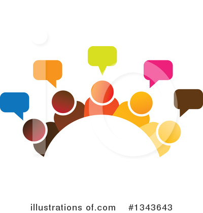 Talking Clipart #1343643 by ColorMagic