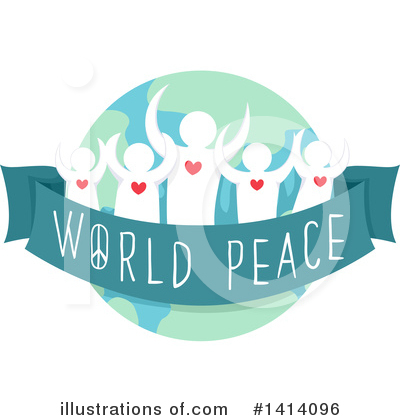 Peace Clipart #1414096 by BNP Design Studio
