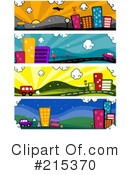 Urban Clipart #215370 by BNP Design Studio