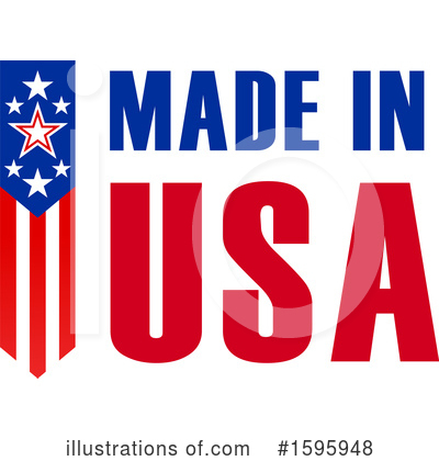 Usa Clipart #1595948 by Vector Tradition SM