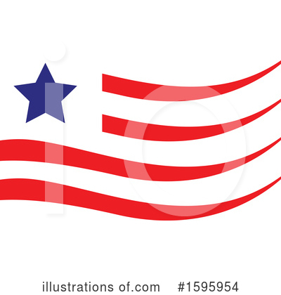 Usa Clipart #1595954 by Vector Tradition SM