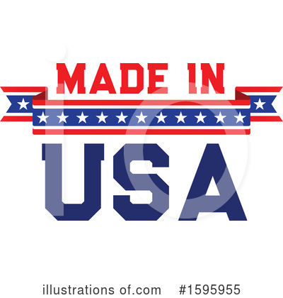 Usa Clipart #1595955 by Vector Tradition SM
