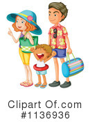 Royalty-Free (RF) Vacation Clipart Illustration #1136936