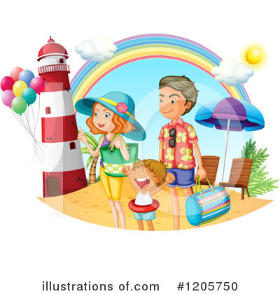 Summer Clipart #1205750 by Graphics RF