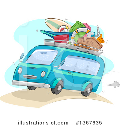 Camping Clipart #1367635 by BNP Design Studio