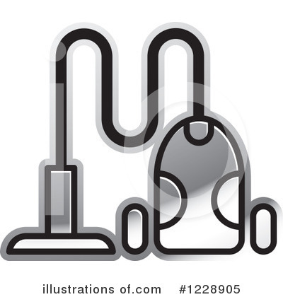 Royalty-Free (RF) Vacuum Clipart Illustration by Lal Perera - Stock Sample #1228905