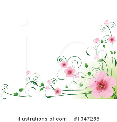 Cherry Blossoms Clipart #1047265 by Pushkin