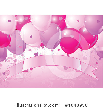 Birthday Party Clipart #1048930 by Pushkin