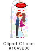 Royalty-Free (RF) valentine Clipart Illustration #1049208