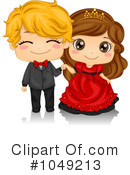 Royalty-Free (RF) Valentine Clipart Illustration #1049213