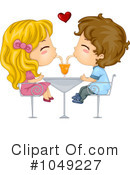 Royalty-Free (RF) valentine Clipart Illustration #1049227