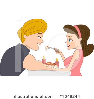 Dining Clipart #1049244 by BNP Design Studio